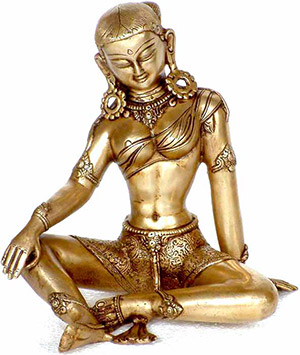 the tantric idol