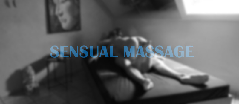 sensual massage with a business trip...